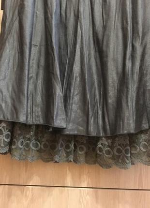 Платье оверсайз