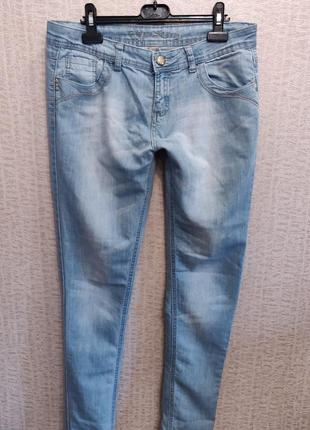 Летние джинсы-скинни denim co