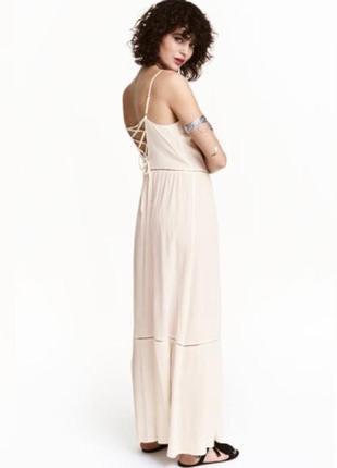Сукня сарафан h&m