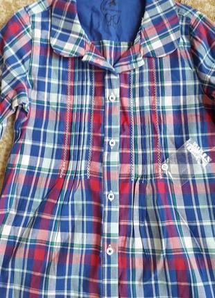 Блузка на дівчинку