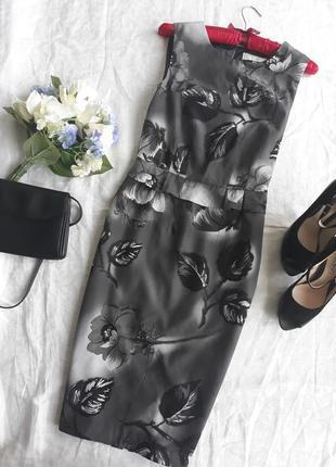 Платье миди laura ashley