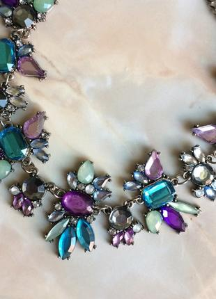 Колье ожерелье красивое