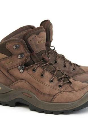 Треккинговые ботинки lowa kody ll mid ws 38-39 размер, ботинки для похода