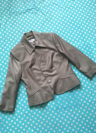 Базовый пиджак с рукавом 3/4 от next