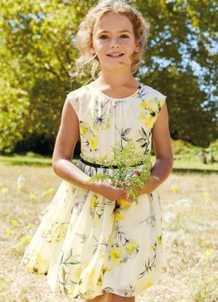 Нарядное платье next некст 11 лет рост 146