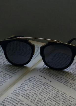Солнцезащитные очки солнечные очки трендовые с выгнутой дугой кошачьи глаза