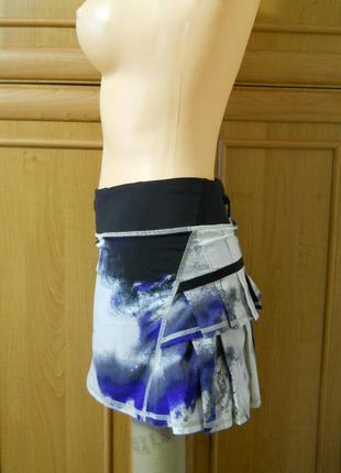 Юбка - шорты спортивная  размер  xs-s для тенниса, для сквоша, для бадминтона