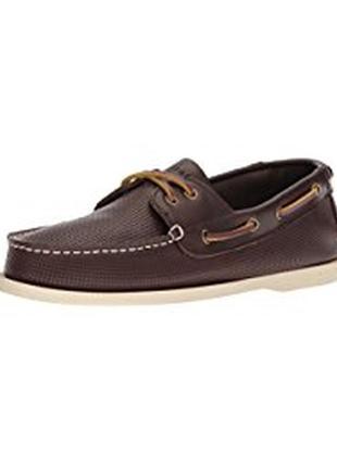 Топсайдеры мокасины туфли tommy hilfiger 10,5 размер сша