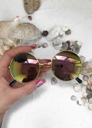 Актуальные зеркальные очки