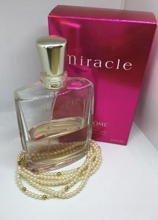 Духи miracle lancôme оригинал 50 ml