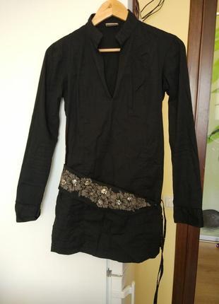 Стильная туника блузка