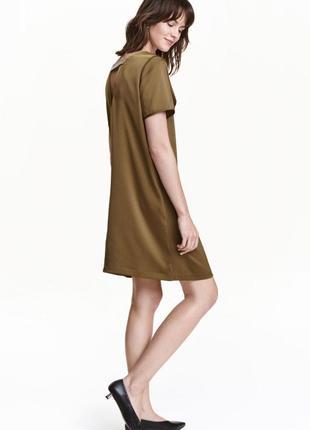 H&m платье, l
