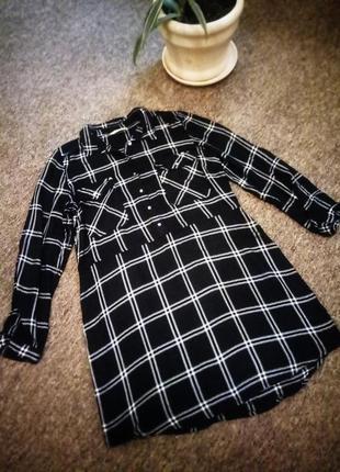 Базовое платье-рубашка george