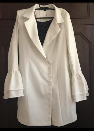 Шикарне плаття піджак платье пиджак missguided