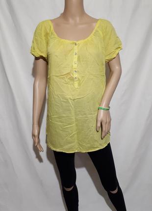 Футболка женская yessica блуза xxxl
