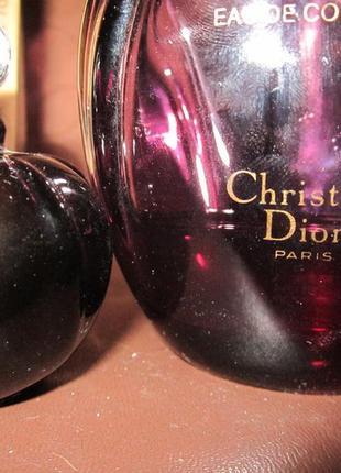 Poison от christian dior винтаж