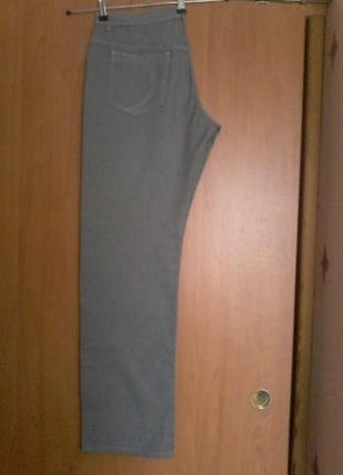 Оригинал фирменные штаны брюки джинсы roberto cavalli 50р.