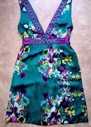 Платье/сарафан шелковый h&m