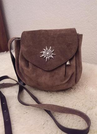 Эксклюзивная замечательная сумочка италия ручной работы