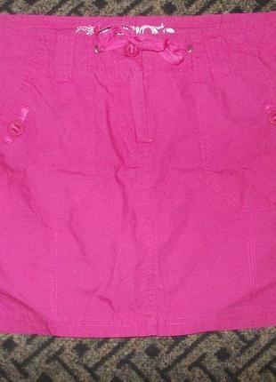 Розовая юбка dorothy perkins