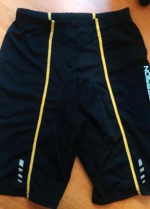 Новые подростковые компрессионные шорты бренд crivit sports
