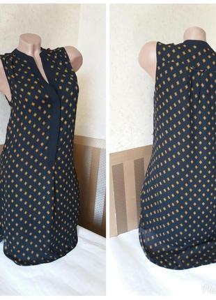 Платье- рубашка h&m.
