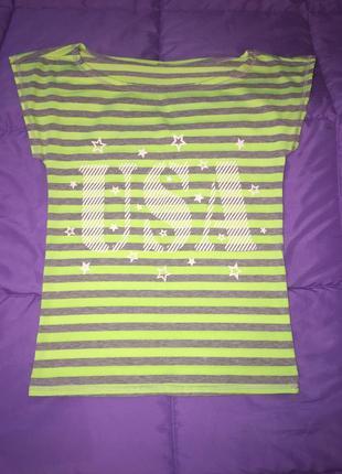 Модная футболка usa