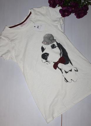 Классная футболка  размер хс