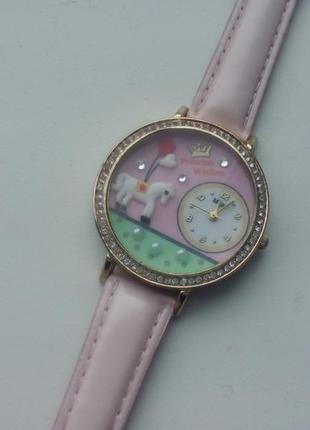 Годинник жіночий miler princess wishes (часы женские) із камінцями