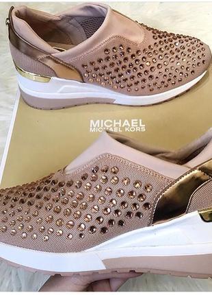 Новые кроссовочки michael kors оригинал ✔️
