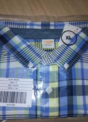 Gymboree рубашка2 фото