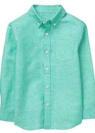 Gymboree рубашка
