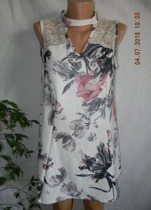 Новая блуза-туника yours