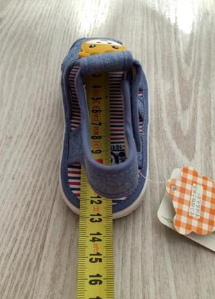 Супер классные босоножки для малыша. джинс2 фото