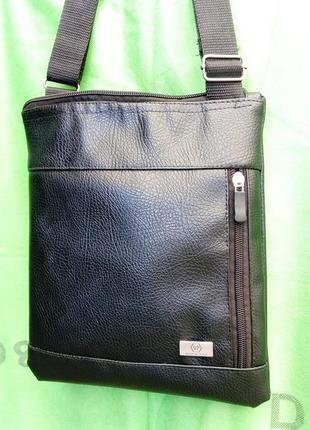 Стильная мужская сумка планшетка