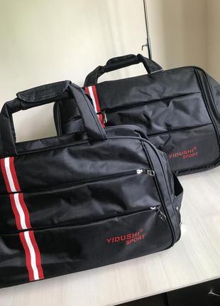 Набор сумок на колесах