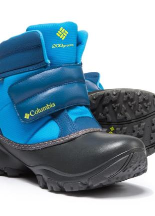 Детские ботинки columbia rope tow. размеры 28-29-31-32-33-34