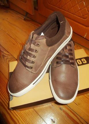 Мужские брендовые  кроссовки, туфли, кеды, макасины golderr