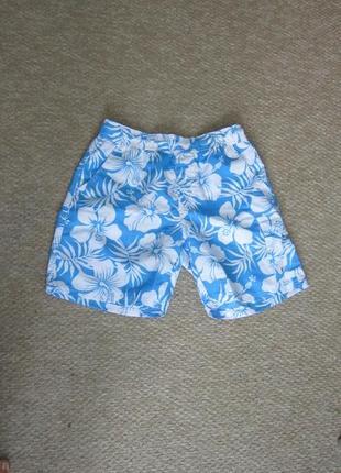 Мужские яркие пляжные летние шорты