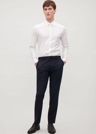 Шерстяные брюки cos / 50