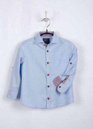Рубашка-оксфорд