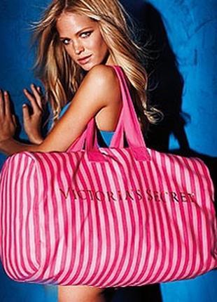 Дорожня сумка victoria's secret. оригінал.