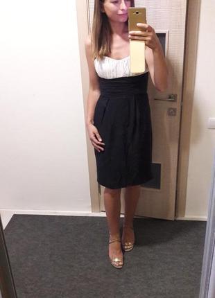 Брендовое платье guess с натурального шелка оригинал!