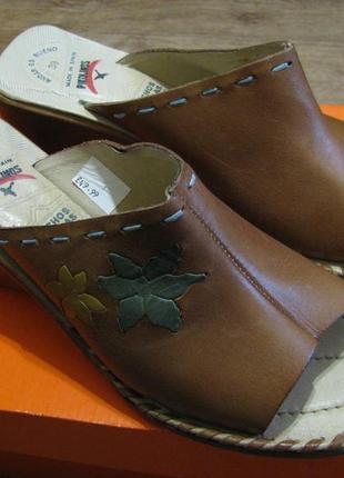 Pikolinos (обувь ручной работы) кожа, eur-39