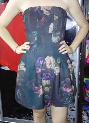 Плаття - корсет биустье з кишенями h&m