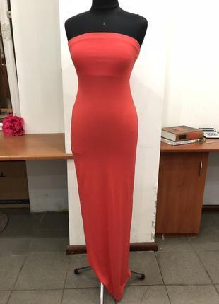 Коасивое макси платье asos