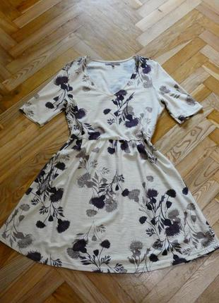 Воздушное качественное котоновое платье (р. 38-44)
