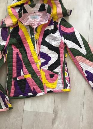 Куртка emilio pucci