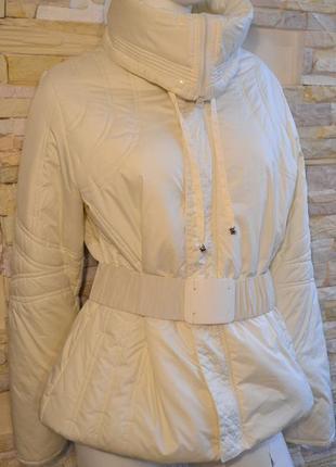 Р.48 утеплённая фирменная курточка на синтепоне, бренд papaya, сша