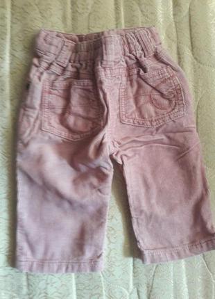 Вельветовые брюки next2